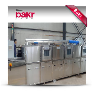 Automatic Ultrasonic Clean Dry Machine Equipment pictures & photos