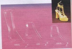 Acrylic Shoe Holder (H-10)