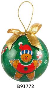 Christmas Gift Sparkling Ball Ornaments (B91772)