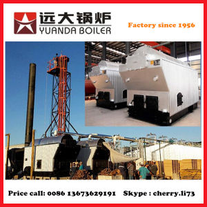 High Steam Quality Lower Fuel Cunsumption 6t Wood Steam Boiler pictures & photos