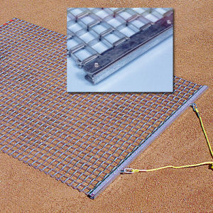 Steel Drag Mats/Drag Screen Fr1 pictures & photos