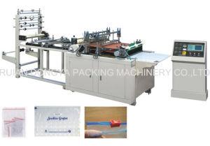 Zipper Bag Sealing and Cutting Making Machine (ZIP500 ZIP600)