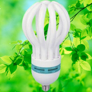 Lotus Shape / 105w - Energy Saving Lamp (ZY65)