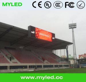 Myled Staduim Series Outdoor Fullcolour Football Sport Stadium LED Display pictures & photos