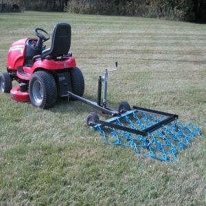 Drag Harrows for Covering Fertilizer & Seed FR3 pictures & photos