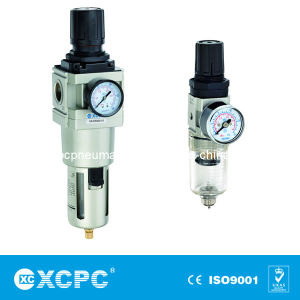 Air Preparation Units-Xaw Series (SMC air filter regulator) pictures & photos