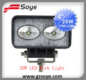 Hottest! 2PCS*10W CREE LED Work Light LED Fog Lamp
