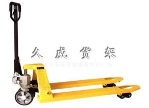 Hydraulic Pallet Truck (JW0088) pictures & photos