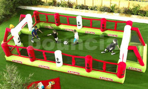 Inflatable Football Court, Inflatable Football Playground