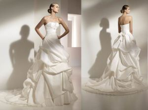 Bridal Dress (FLY-1072)