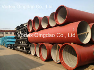 En598 Ductile Iron Pipe for Sewage Pipeline pictures & photos