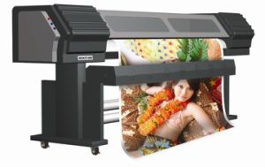 Solvent Inkjet Printer (SK-1604)