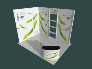 Tradeshow Booth 3*4