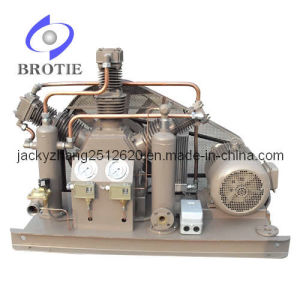 Brotie Totally Oilless Nitrogen H2 Gas Booster pictures & photos
