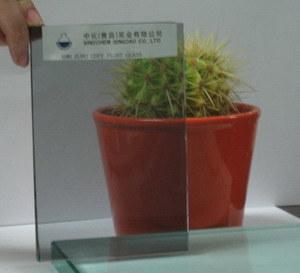Euro Grey Reflective Glass