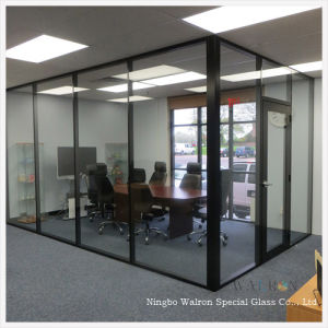 New Modern Design Office Partition Soundproof Office Partition Glass Wall