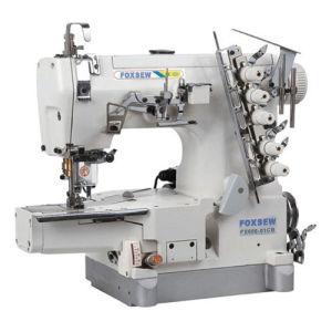 High Speed Cylinder Bed Interlock Sewing Machine pictures & photos