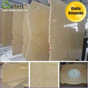 Giallo Atlantide Beige Marble Slab/Tile/Step/Linear/Mosaic/Medallion pictures & photos