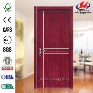 Large Size Flush Wooden PVC Door pictures & photos
