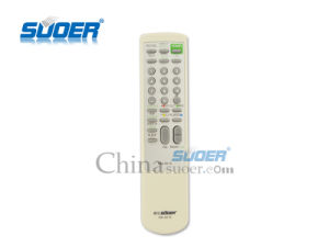 Suoer Good Price Universal TV Remote Control LCD TV Remote Control Smart TV Remote Control (RM-001A) pictures & photos