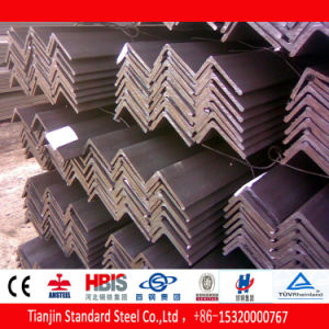 Hot Rolled Unequal Steel Angle Bars pictures & photos