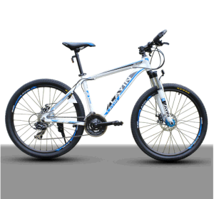 "26"" 24 Speed Mountain Bicycle with Aluminum Alloy Bike Frame pictures & photos"