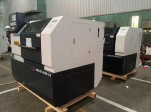High Precision CNC Drehbank with Lm Guide Rail (CAK630) pictures & photos