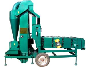 Oil Seed Cleaning Machine with Cyclone Dust Separetor pictures & photos