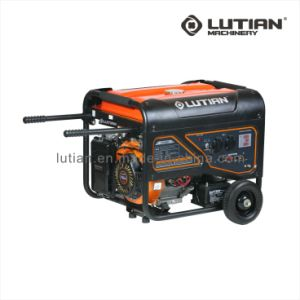6000 Watts Portable Power Gasoline Generator with Ce Certificate pictures & photos