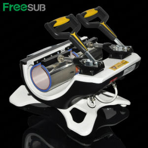 Freesub Mini Double-Station Mug Heat Press Machine St-210 pictures & photos