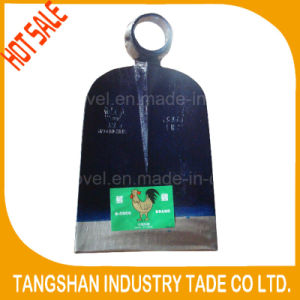 High Quality H305 Carbon Steel Garden Hoe pictures & photos