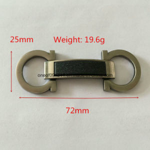 2016 Metal Chain Buckle for Leather Shoe pictures & photos