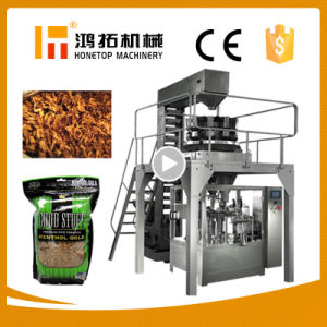 Automatic Tobacco Pouch Packing Machine pictures & photos