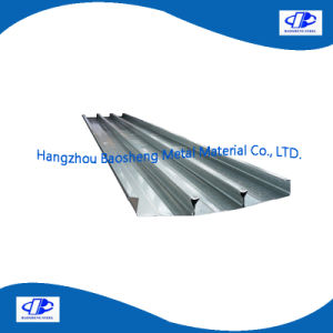 Corrugated Steel Galvanized Steel Floor Decking Sheet pictures & photos