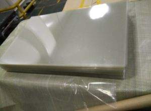 Rigid Plastic Clear PVC Sheet for Box Packaging pictures & photos