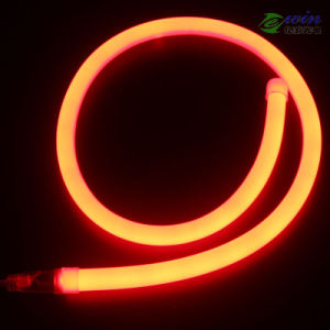 24V 120V 230V 360 Degree Round LED Neon Flex (D18mm) pictures & photos