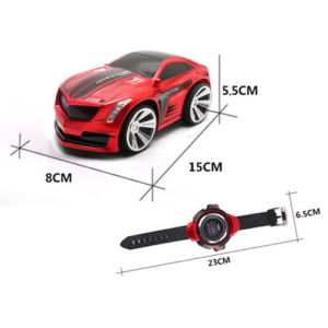 10262698 Ce Approval 2.4G Voice Command Car with Smart Watch pictures & photos