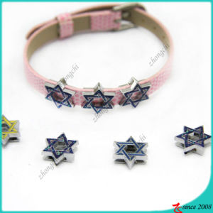 DIY Star Slide Charms for Bracelet (SC16040908)