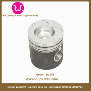 Doosan D1146 Engine Piston for Daewoo pictures & photos