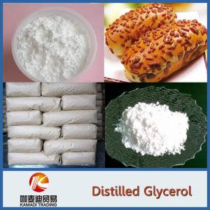 Emulsifier CAS 123-94-4 E471 Distilled Glycerin Monostearate