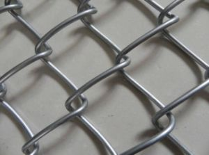 Manufacturer China Sport Field Hot Dipped Galvanized Chain Link Fence pictures & photos
