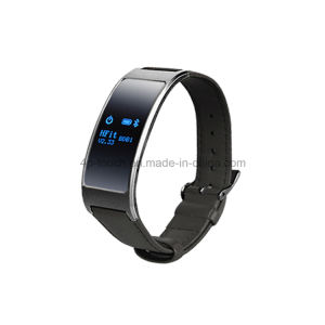 Heart Rate Smart Bluetooth Bracelet with Blood Pressure Monitor K18c pictures & photos