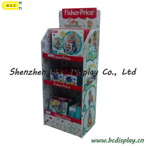 The Kids Toys Cardboard Display Stand (B&C-A087) pictures & photos