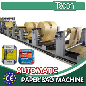 Full Automatic Motor Driven Kraft Paper Making Machine with Servo System pictures & photos