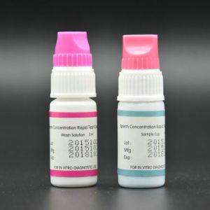 Rapid Diagnostic Test Sperm Concentration Test pictures & photos