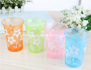 White Flower, Heat Transfer Film for Plastic Cup, Pet pictures & photos