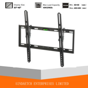 Tilting TV Wall Mount (23inch to 42inch) pictures & photos