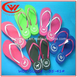 Light Weight Flip Flops Women Summer Slipper pictures & photos