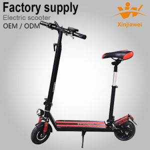 Foldable Brushless Motor Self Balancing Electric Scooter Detachable Seat pictures & photos