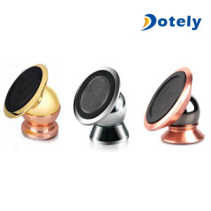 360 Degrees Rotating Magnetic Car Phone Mount pictures & photos